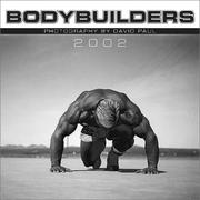 Cover of: Bodybuilders 2002 Wall Calendar