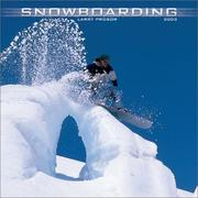 Cover of: Snowboarding 2003 Calendar | Larry Prosor