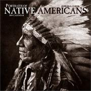 Cover of: Portraits of Native Americans 2004 Calendar
