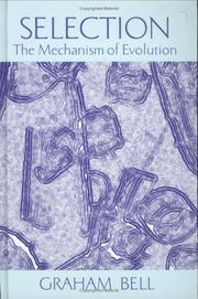 Cover of: Selection