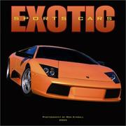 Cover of: Exotic Sports Cars 2004 Calendar
