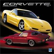 Cover of: Corvette 2004 Calendar