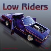Cover of: Low Riders 2004 Calendar