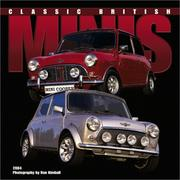 Cover of: Classic British Minis 2004 Calendar