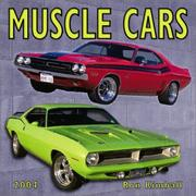 Cover of: Muscle Cars 2004 Calendar