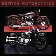 Cover of: British Motorcycles 2004 Calendar
