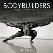 Cover of: Bodybuilders 2004 Calendar