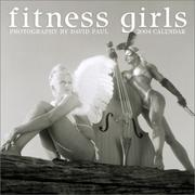 Cover of: Fitness Girls 2004 Calendar