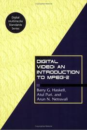 Cover of: Digital video