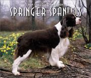 Cover of: For the Love of English Springer Spaniels Deluxe 2004 Calendar |