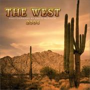 Cover of: The West 2004 Calendar | David Muench