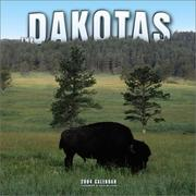 Cover of: The Dakotas 2004 Calendar