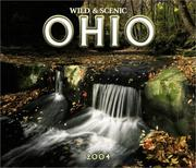 Cover of: Wild & Scenic Ohio Deluxe 2004 Calendar