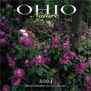 Cover of: Ohio Nature 2004 Calendar