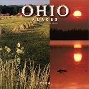 Cover of: Ohio Places 2004 Calendar