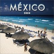 Cover of: Mexico Mini 2004 Calendar |