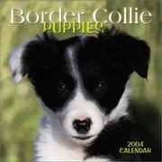Cover of: Border Collie Puppies 2004 Calendar