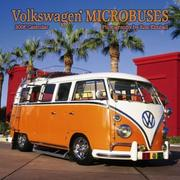 Cover of: Volkswagen Microbuses 2005 Wall Calendar