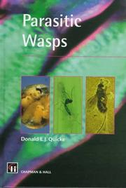 Cover of: Parasitic wasps