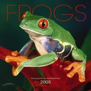Cover of: Frogs 2005 Mini Wall Calendar | BrownTrout Publishers