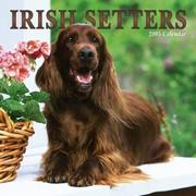Cover of: Irish Setters 2005 Wall Calendar | BrownTrout Publishers