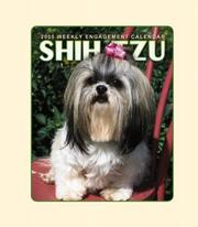 Cover of: Shih Tzu 2005 Weekly Engagement Calendar | BrownTrout Publishers