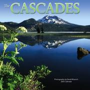 Cover of: Cascades 2005 Calendar | BrownTrout Publishers