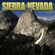Cover of: Sierra Nevada 2005 Calendar | BrownTrout Publishers
