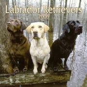 Cover of: Labrador Retrievers 2006 Mini Calendar |