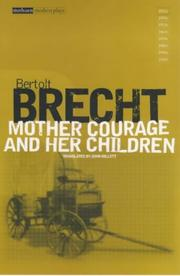Mutter Courage und ihre Kinder by Bertolt Brecht