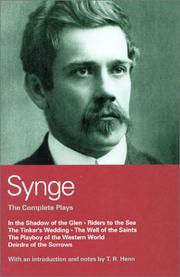 Cover of: Synge