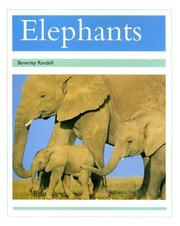 Elephants (PM Animal Facts: Animals in the Wild)