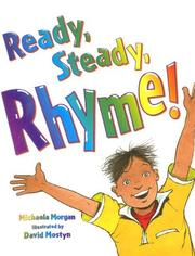 Cover of: Ready, Steady, Rhyme! | Michaela Morgan