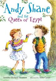 Cover of: Andy Shane and the Queen of Egypt (Andy Shane) | Jennifer Richard Jacobson