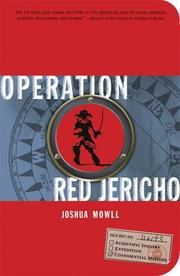 Cover of: Operation Red Jericho: The Guide of Specialists Book 1 (The Guild of Specialists)