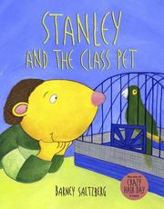 Cover of: Stanley and the class pet