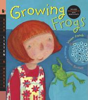 Cover of: Growing Frogs