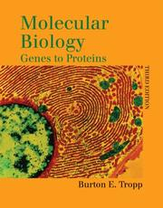 Cover of: Molecular biology