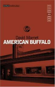 Cover of: American Buffalo (Modern Plays)