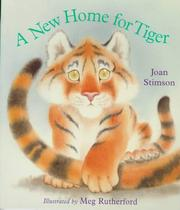 Cover of: A new home for Tiger