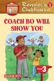 Cover of: Coach Bo Will Show You (Reader
