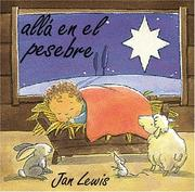 Cover of: Alla en el Pesebre