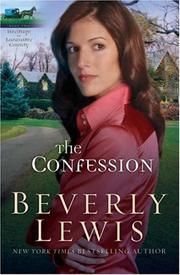 Cover of: The Confession (The Heritage of Lancaster County #2)