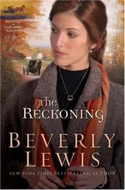 Cover of: The Reckoning (The Heritage of Lancaster County #3)