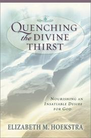 Cover of: Quenching the Divine Thirst
