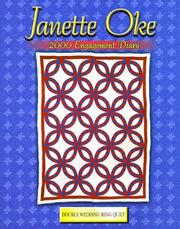 Cover of: Janette Oke Engagement Diary