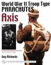 Cover of: World War II Troop Type Parachutes Axis: Germany, Italy, Japan