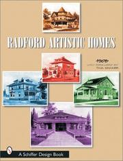 Cover of: Radford's Artistic Homes
