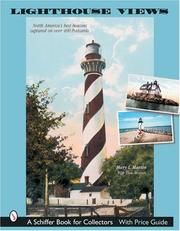 Cover of: Lighthouse Views: North America's Best Beacons Captured on Postcards