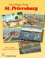 Greetings from St. Petersburg by Mary L. Martin, Nathaniel Wolfgang-Price